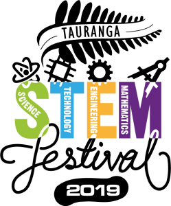 STEMFestNZ 2019 Main Logo