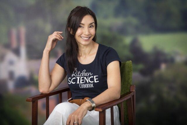 Dr. Michelle Dickinson - Nanogirl