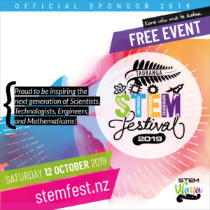 STEMFest Official Sponsor 2019
